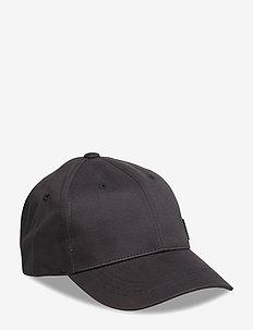 Lyle Cap - casquettes - true black