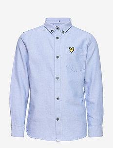 Oxford Shirt LS - SKY BLUE