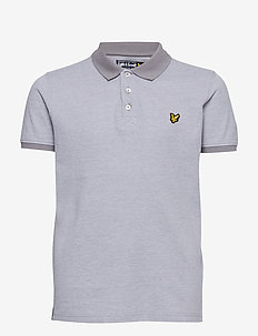 Oxford Polo Shirt - DOLPHIN GREY