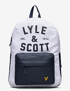 Graphic Logo Back Pack Bright White - sacs a dos - bright white