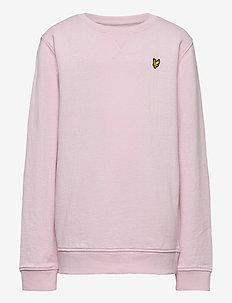 Classic Crew Neck LB - sweatshirts - pink