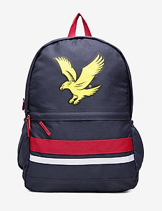 Contrast Band Backpack - NAVY BLAZER