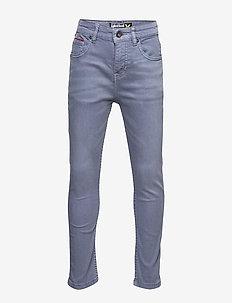 Denim Skinny Fit Blue - BLUE GREY WASH