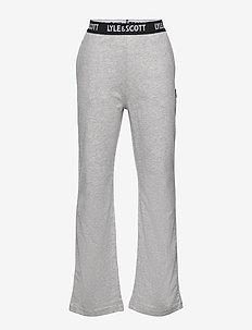 Lounge Trousers - pyjama pants - vintage grey heather