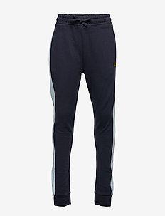Side Panel Jogger Navy Blazer - sweatpants - navy blazer