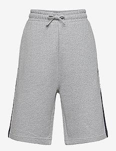 Side Panel LB Short - shorts - vintage grey heather