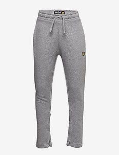 Zip Skinny Jogger Black - sweatpants - vintage grey heather