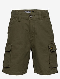 Cargo Short - shorts - ivy green