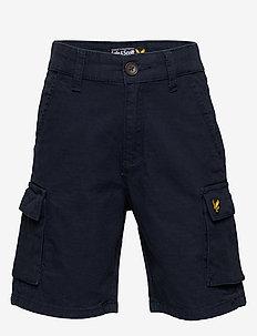 Cargo Short - shorts - navy blazer