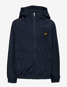 Panel Windcheater Black - windbreaker - navy blazer