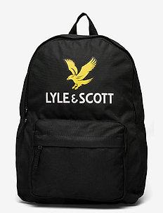 Lyle Eagle Backpack - rucksäcke - black
