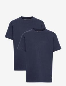 2 Pack Lounge T Shirt - kurzärmelige - navy blazer