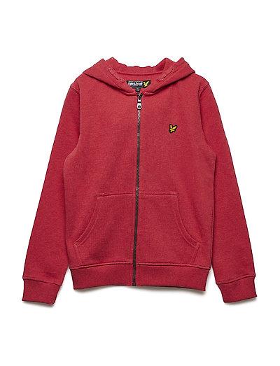 Classic Hoody - RED MARL
