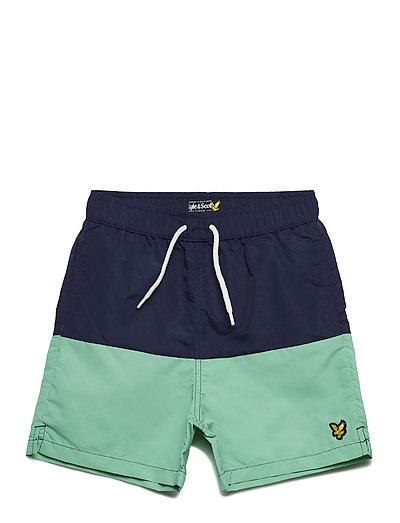 Lyle & Scott Junior Cut & Sew Swim Short