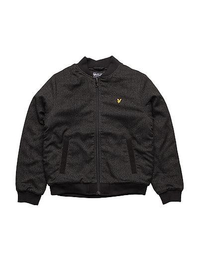 Bomber Jacket - TRUE BLACK