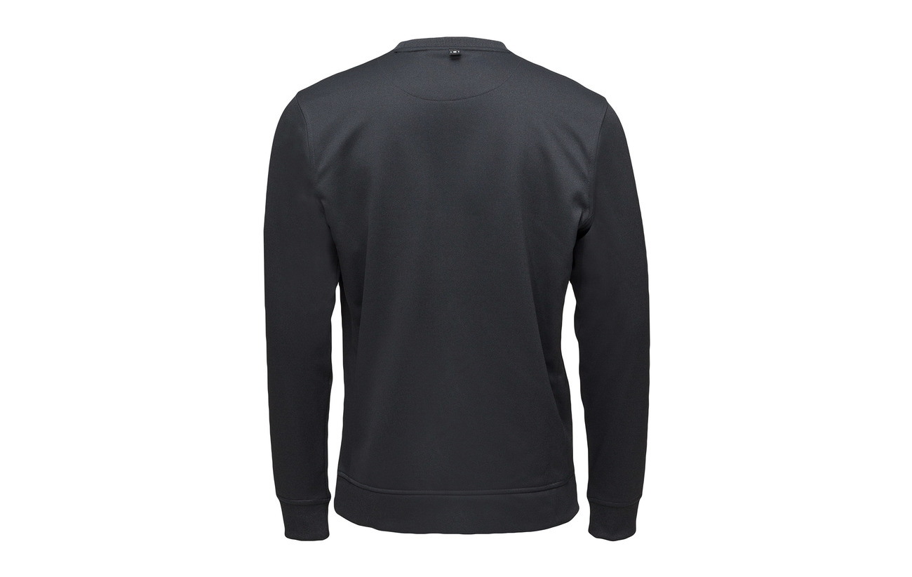 Grey Mid Fleece amp; Crew Marl Lyle Scott Braid Sport qFvZx10n