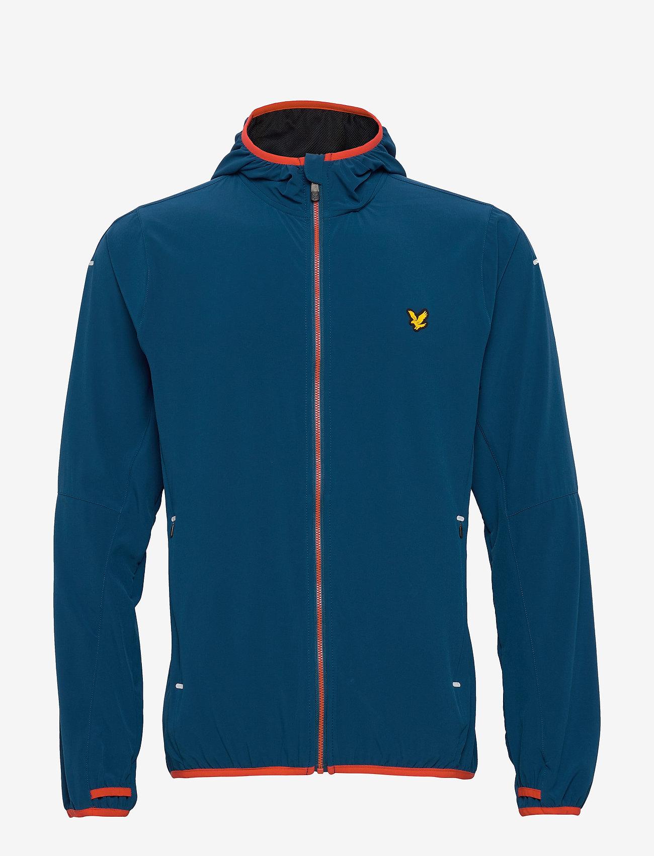 Lyle & Scott Sport - Featherweight Jacket - outdoor- & regenjacken - deep fjord - 0