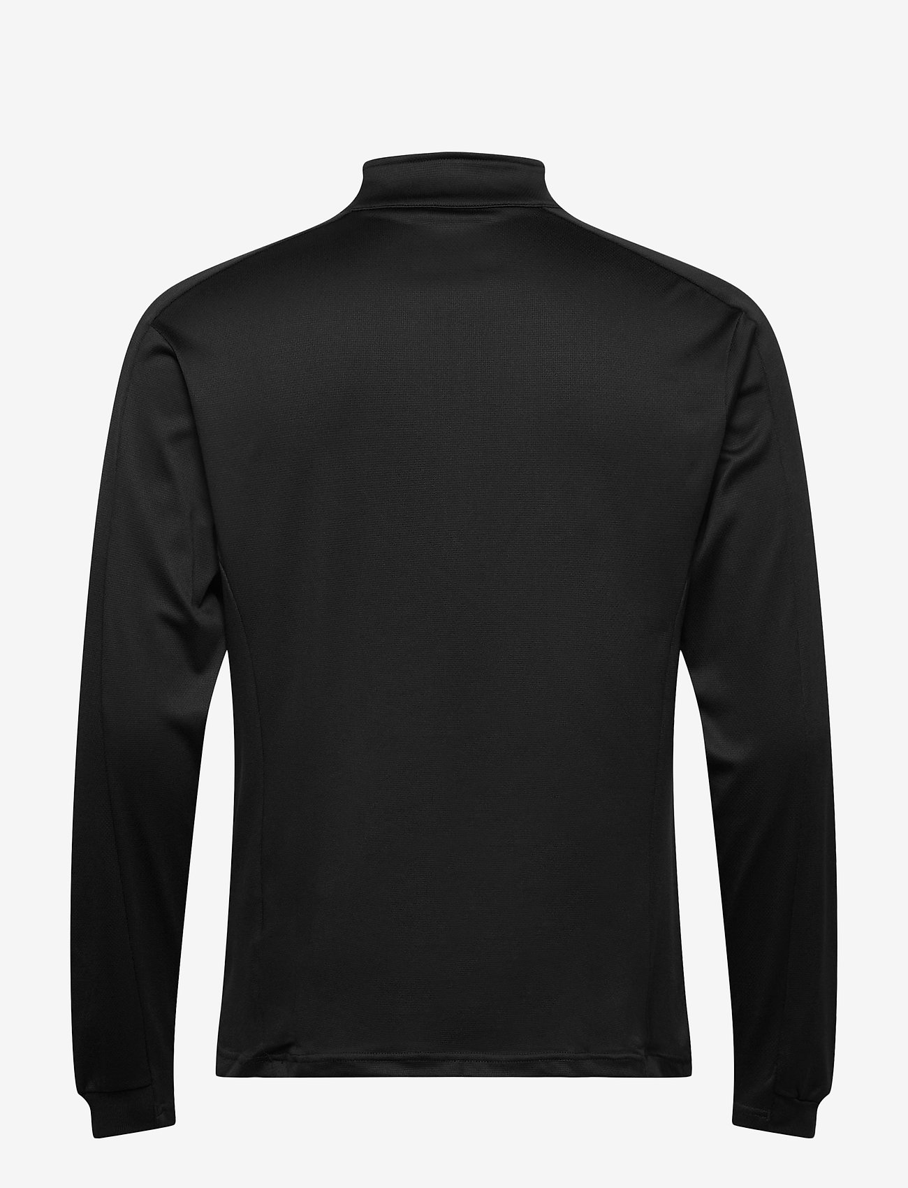 Lyle & Scott Sport - Ventech Golf Midlayer - basic-sweatshirts - true black marl - 1