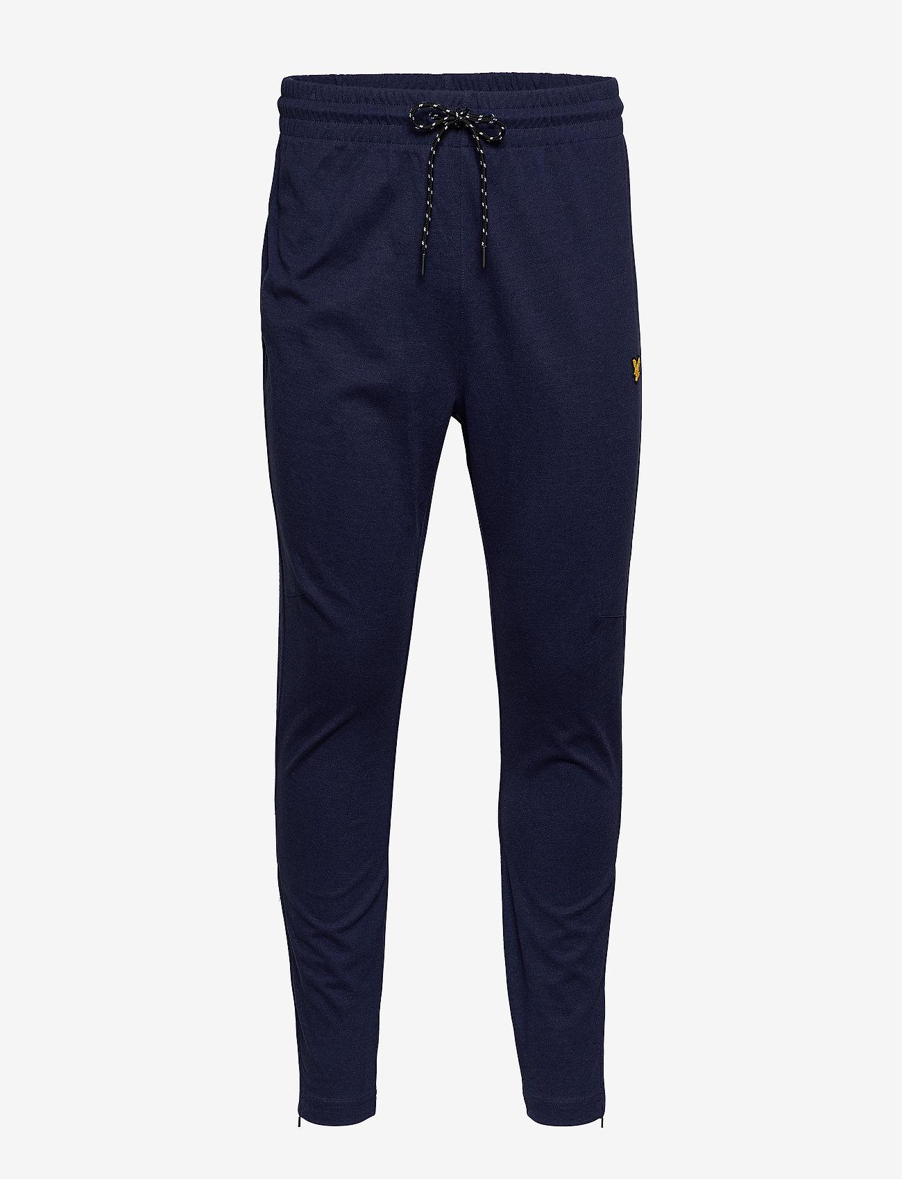 Lyle & Scott Sport - Lightweight Training Trackpant - pants - navy marl - 0