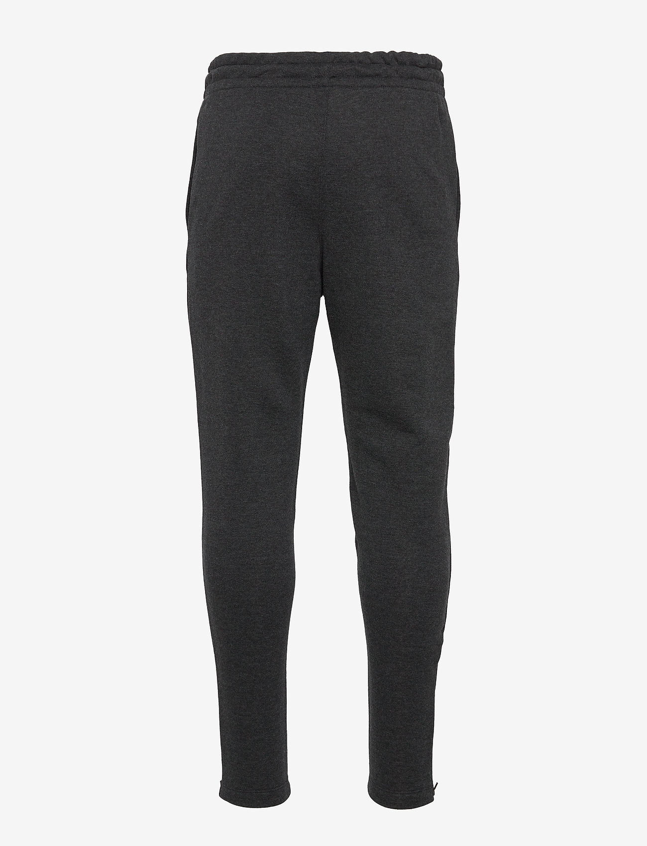 Lyle & Scott Sport - Core Zip Track Pants - pants - true black marl - 1