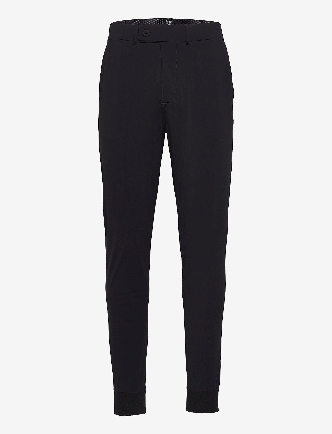 Lyle & Scott Sport - Airlight Trousers - golf-housut - true black - 0