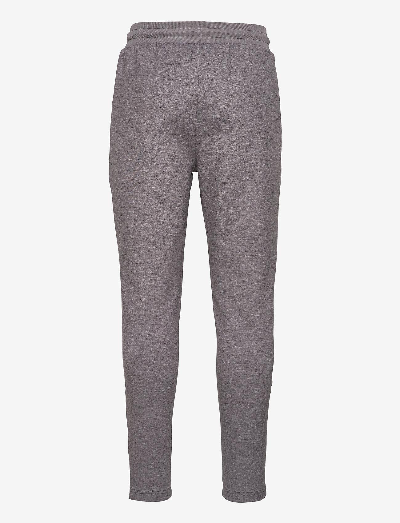 Lyle & Scott Sport - Fly Fleece Trackies - spodnie treningowe - mid grey marl - 1