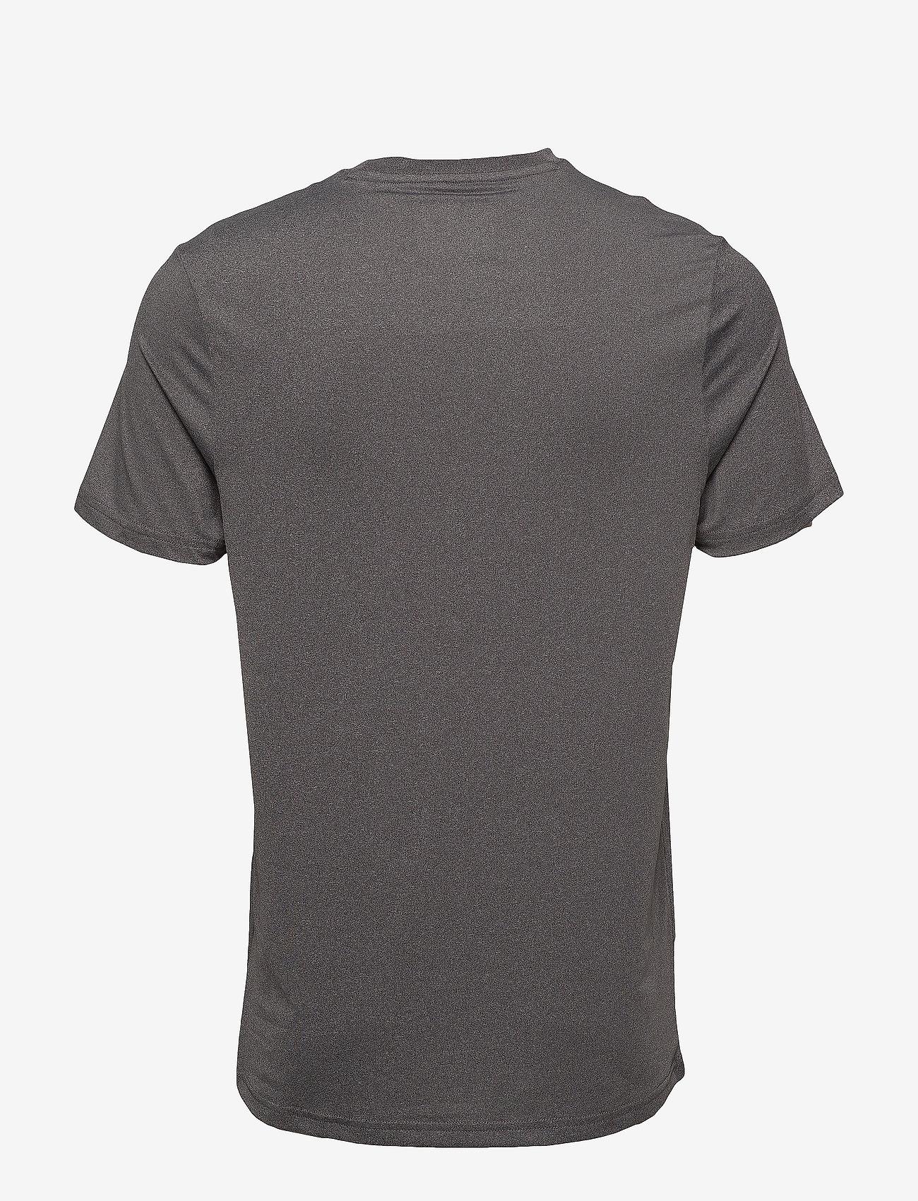 Eagle Trail T-shirt (Mid Grey Marl) - Lyle & Scott Sport 0q18Ju