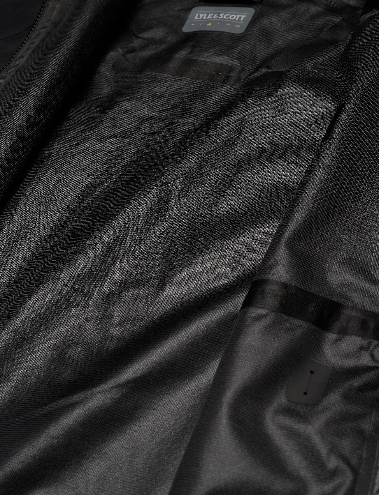 Lyle & Scott Sport Storm Jacket - Jakker og frakker TRUE BLACK - Menn Klær