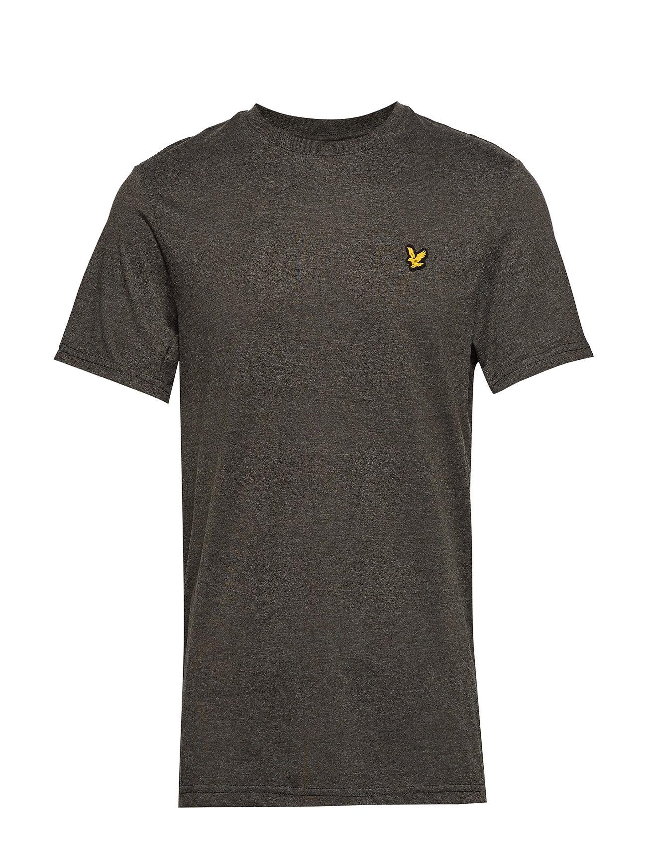Lyle & Scott Sport Martin SS T-Shirt - DEEP SPRUCE MELANGE