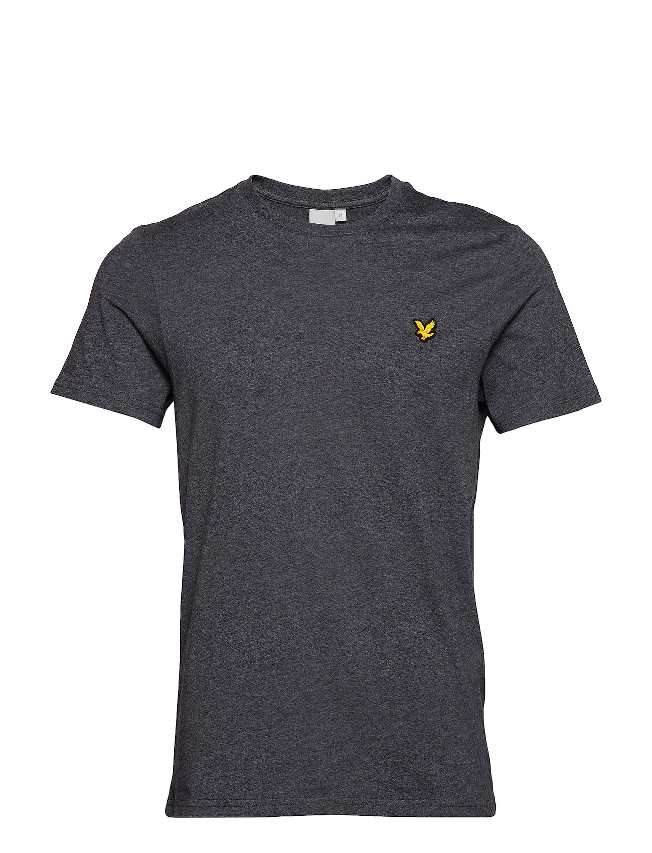 Lyle & Scott Sport Martin SS T-Shirt - TRUE BLACK MARL