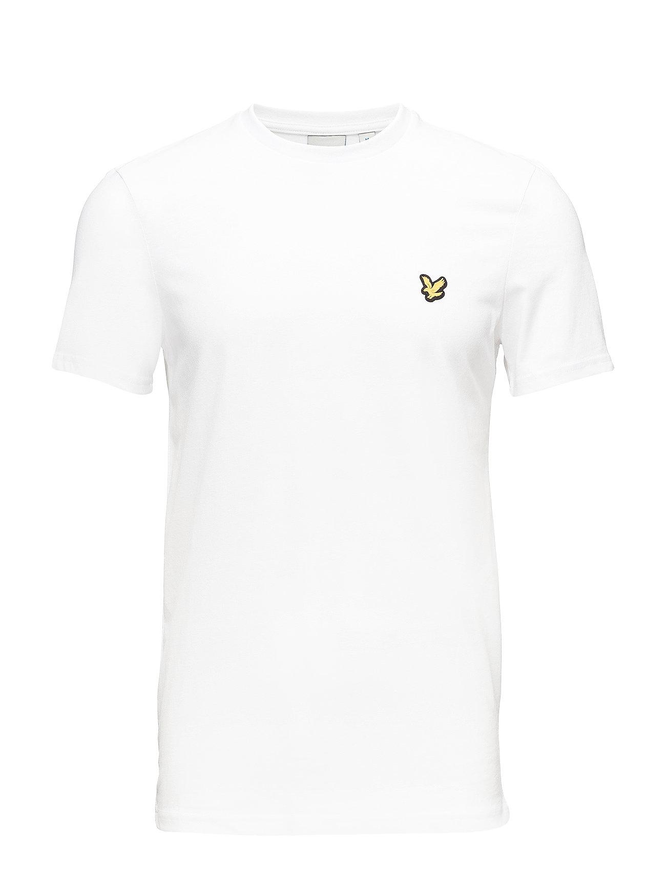 Lyle & Scott Sport Martin SS T-Shirt - WHITE