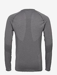 Lyle & Scott Sport - Performance Seamless Baselayer - bluzki z długim rękawem - mid grey marl - 1