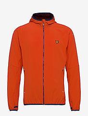 Lyle & Scott Sport - Featherweight Jacket - outdoor- & regenjacken - amber blaze - 0
