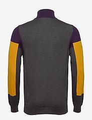 Lyle & Scott Sport - Moffat 1/4 Zip Pullover - half zip - observer grey - 1