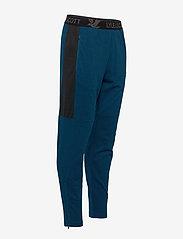 Lyle & Scott Sport - Colour Breaker Track Pants - pants - deep fjord marl - 3