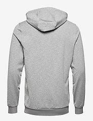 Lyle & Scott Sport - Superwick OTH Midlayer - basic sweatshirts - mid grey marl - 1