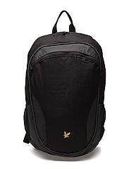 Robinson : Sports Backpack - TRUE BLACK