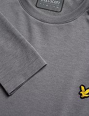 Lyle & Scott Sport - Performance Seamless Baselayer - bluzki z długim rękawem - mid grey marl - 2