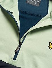 Lyle & Scott Sport - Tech Track 1/2 Zip - track jackets - deep fjord - 2