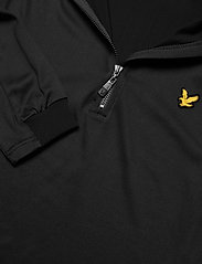 Lyle & Scott Sport - Ventech Golf Midlayer - basic-sweatshirts - true black marl - 2