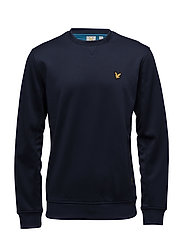 Thompson Fleece crew - NAVY