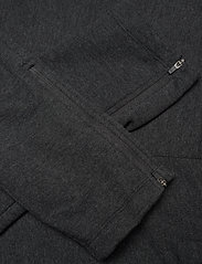 Lyle & Scott Sport - Core Zip Track Pants - pants - true black marl - 4