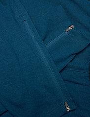 Lyle & Scott Sport - Colour Breaker Track Pants - pants - deep fjord marl - 5