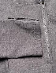 Lyle & Scott Sport - Fly Fleece Trackies - spodnie treningowe - mid grey marl - 6