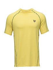Jones Training T-Shirt - SPORTS YELLOW