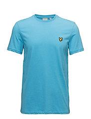 Martin SS T-Shirt - CRISP BLUE