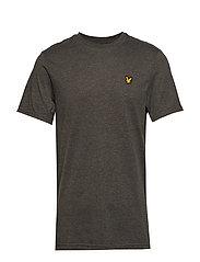 Martin SS T-Shirt - DEEP SPRUCE MELANGE