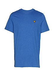 Martin SS T-Shirt - IMPERIAL BLUE MELANGE