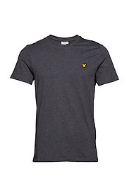 Martin SS T-Shirt - TRUE BLACK MARL