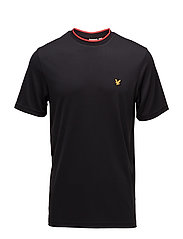 Guthrie SS T-Shirt - TRUE BLACK